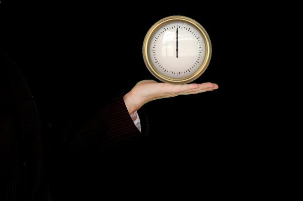 Time clock management